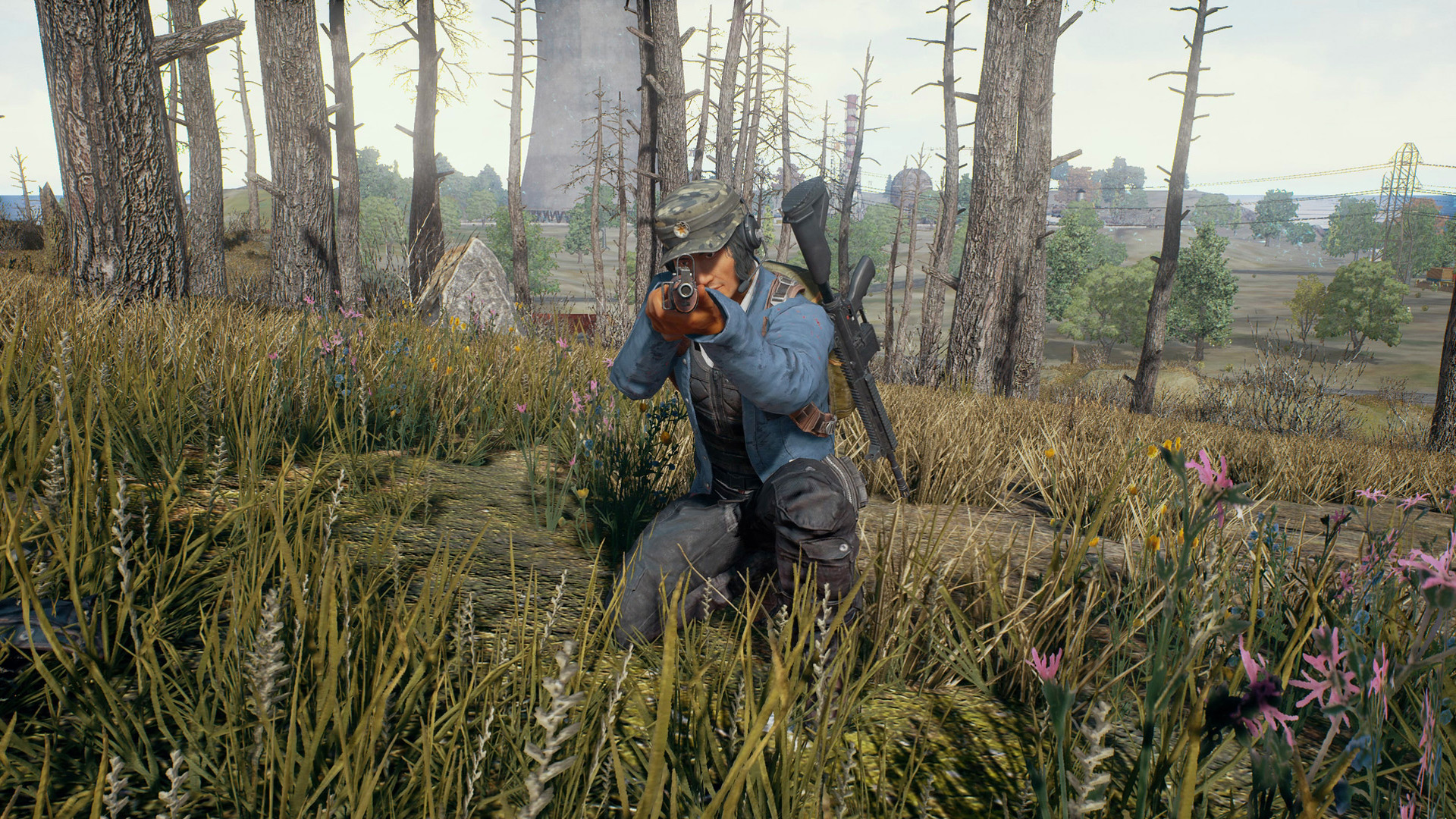 PlayerUnknown's Battlegrounds Is Talking to Sony About a PlayStation 4 Release