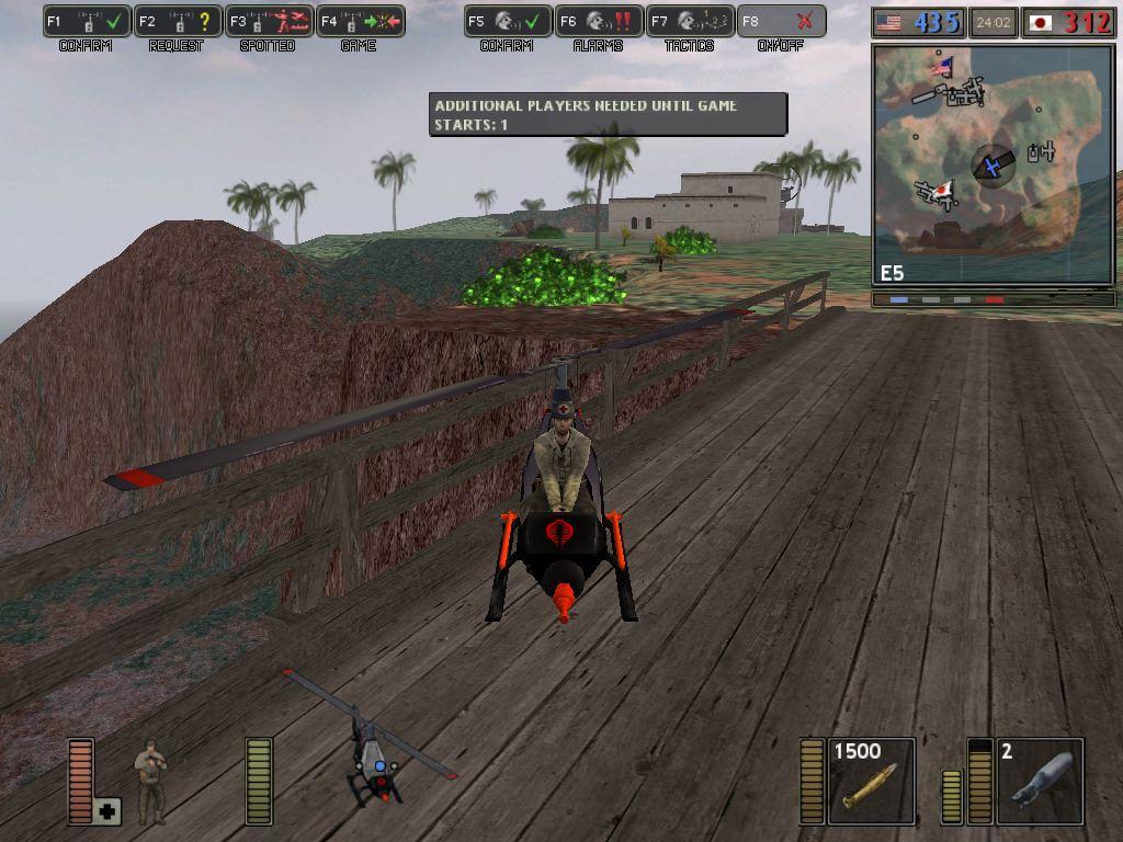 bf mobile game