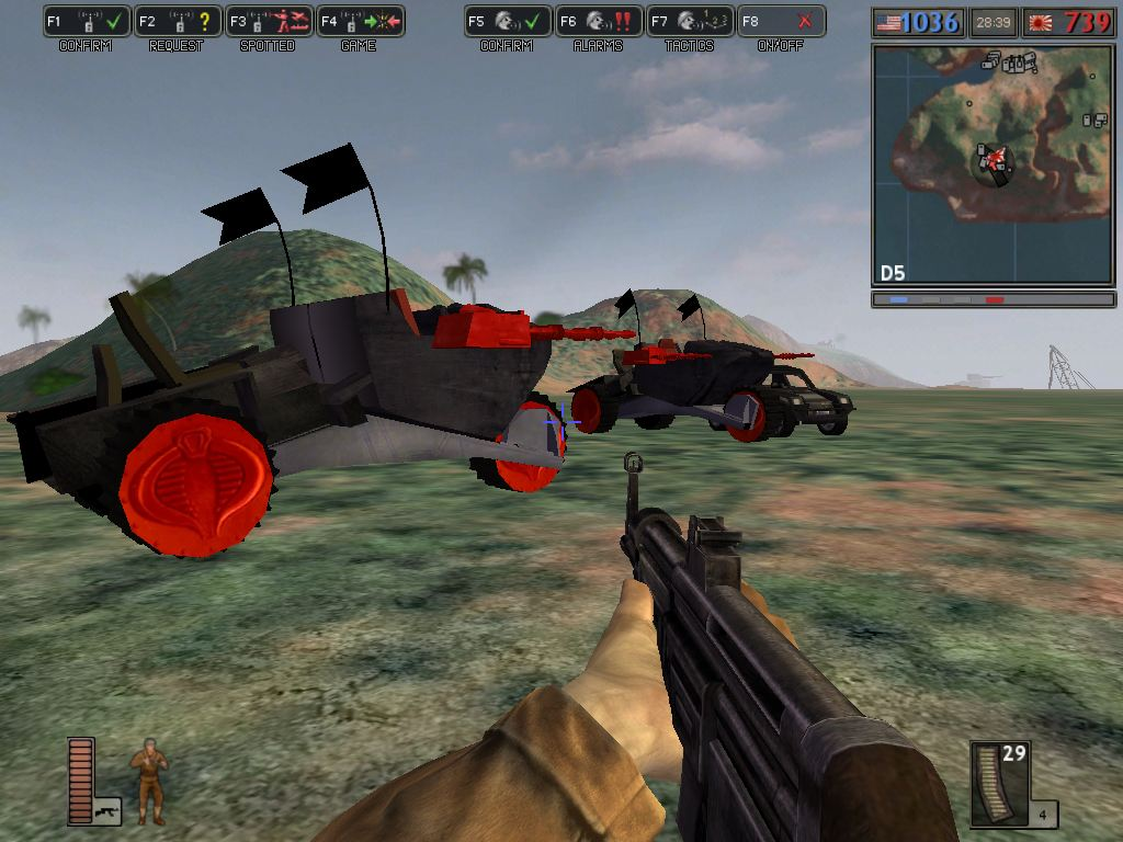 world of tanks knock down mod