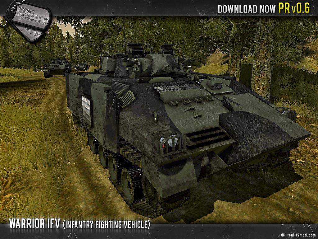 Скачать Мод Project Reality Для Battlefield 2 img-1