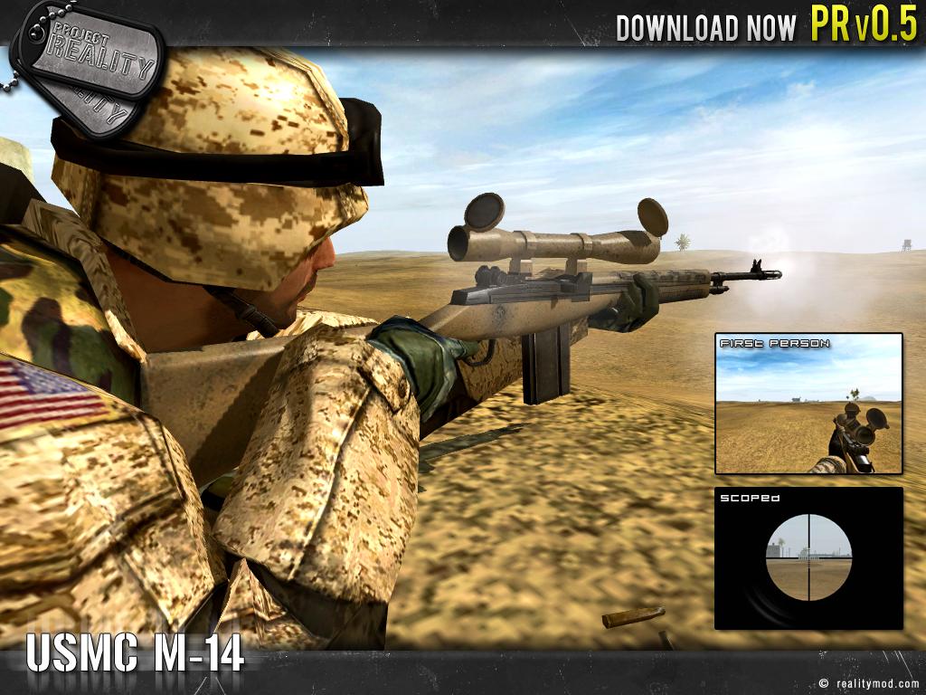 Скачать Мод Project Reality Для Battlefield 2 - фото 4