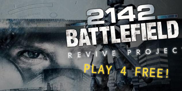 Fans revive Battlefield 2142