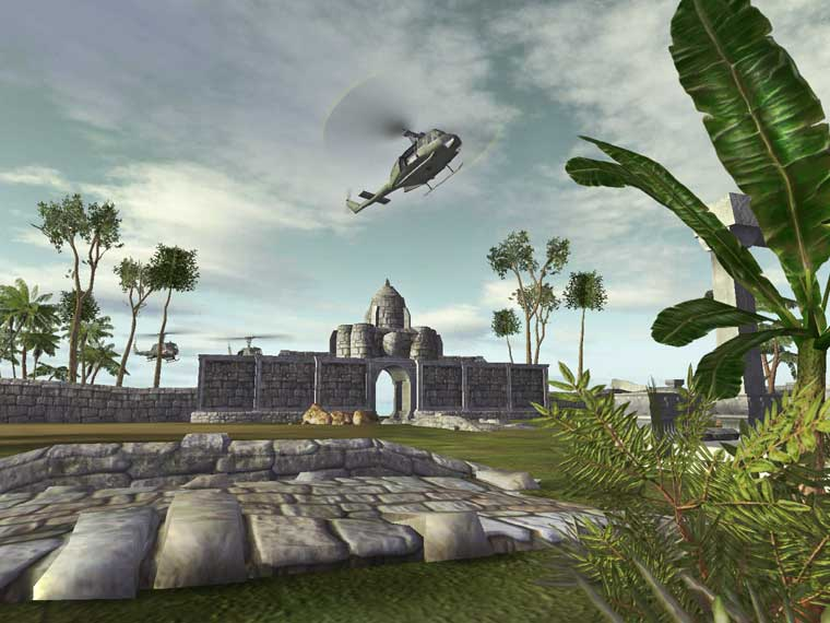 PC Game offers a free review and price comparison service. PC Game is not an official representative nor the developer of this videogame. If you are looking for first person point of view type computer game, then The Hell in Vietnam is for you. The game can be solely played in the mode that you are...