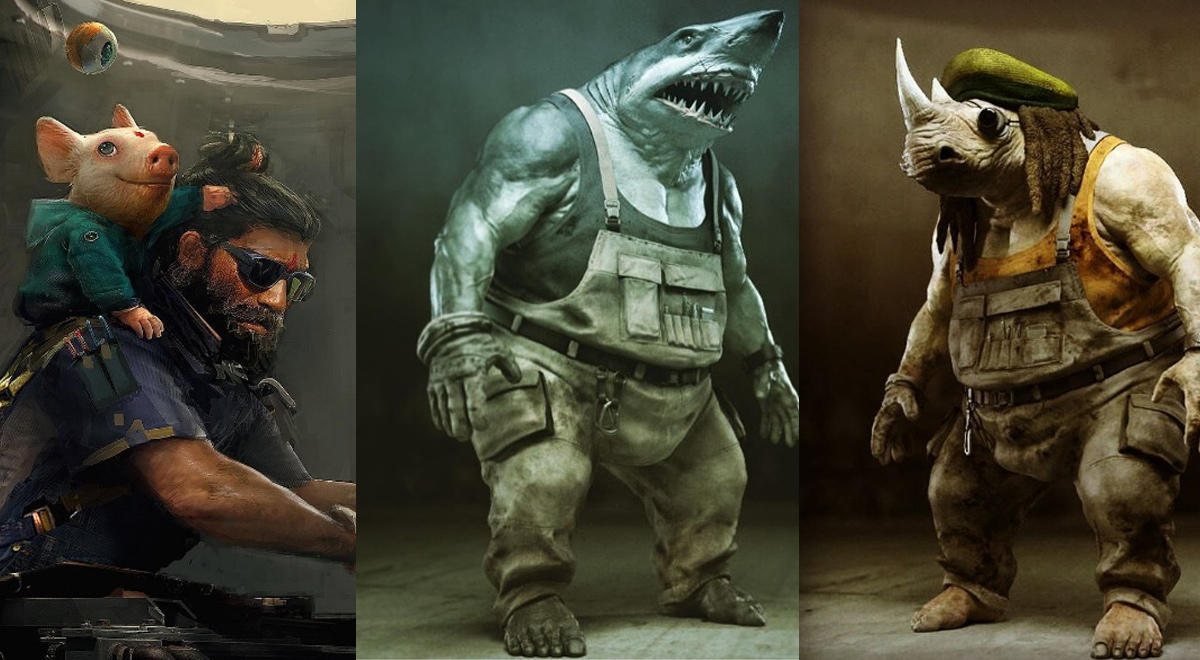 News: Beyond Good and Evil 2 is officially in pre ...