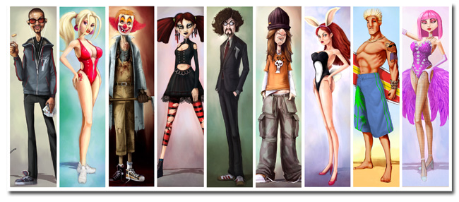 Fashion Dress Girl Games