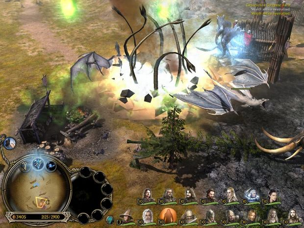 battle for middle earth 2 rise of the witch king xbox 360