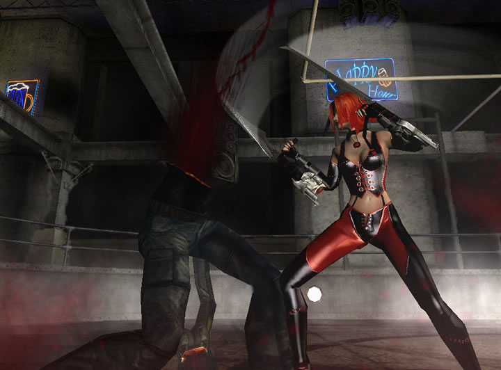 br2pc 1 BloodRayne 2 PC File: Nude Patch Babe