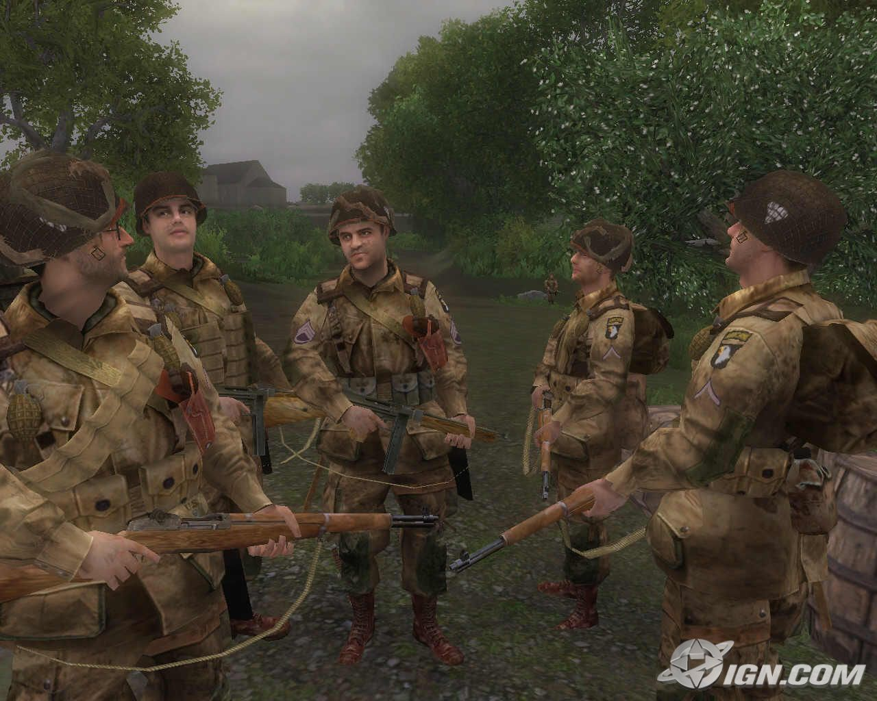 game fix / crack: brothers in arms: road to hill 30 v1.10 eng nodvd