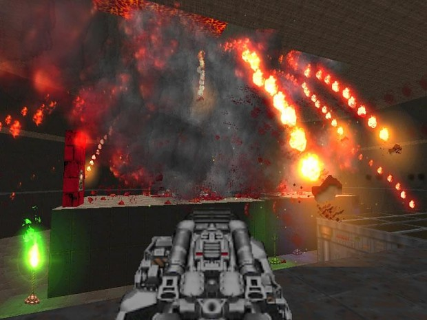 Game Mods: Brutal Doom v21 RC8 pre-release March 01 2019 | MegaGames