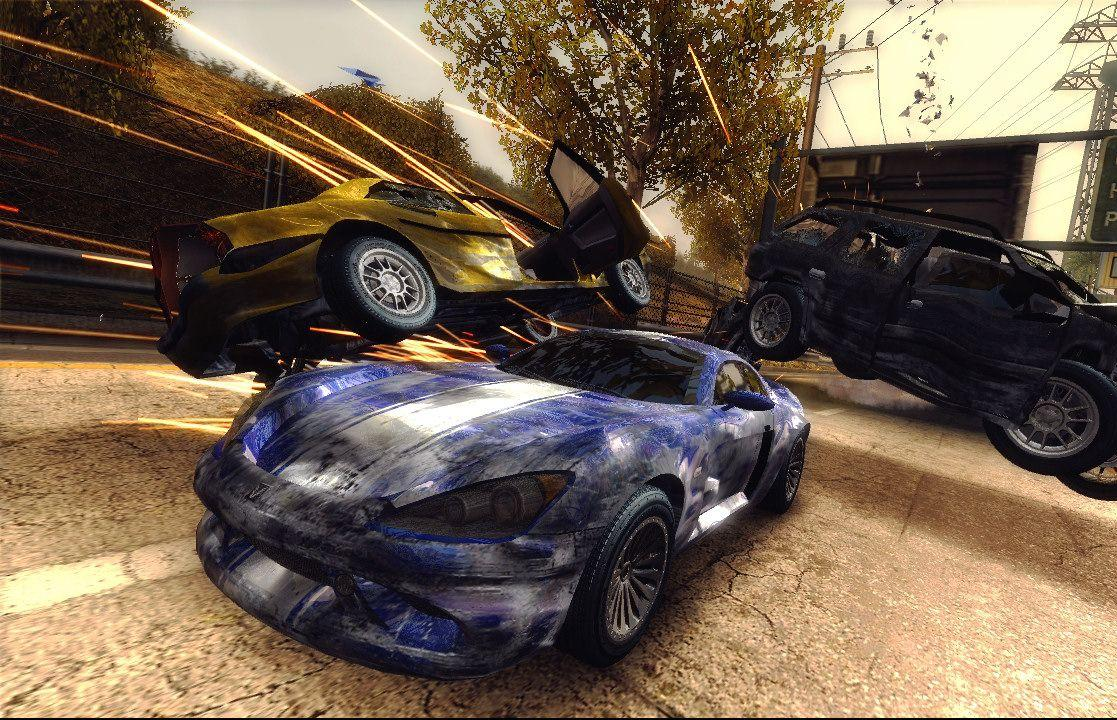 Burnout  Xbox Cheats Unlock All Cars