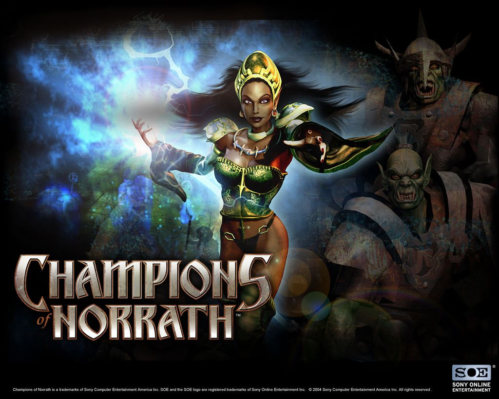 Game Cheats Champions Of Norrath Realms Of Everquest