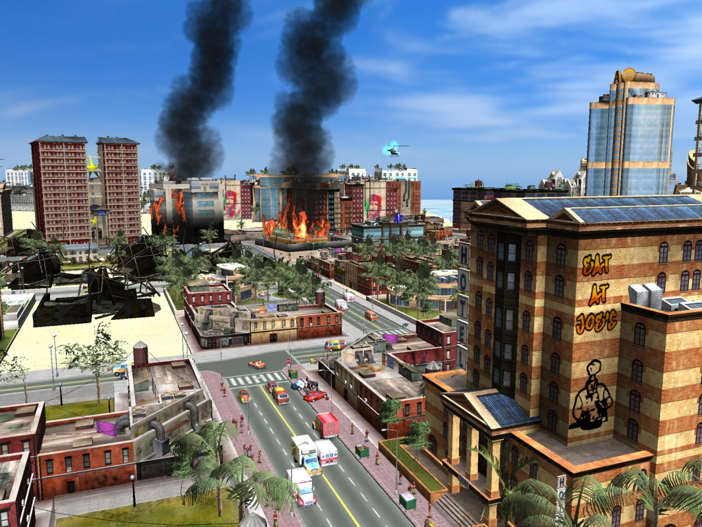 City Life : Patches, Updates, Addons, Downloads The