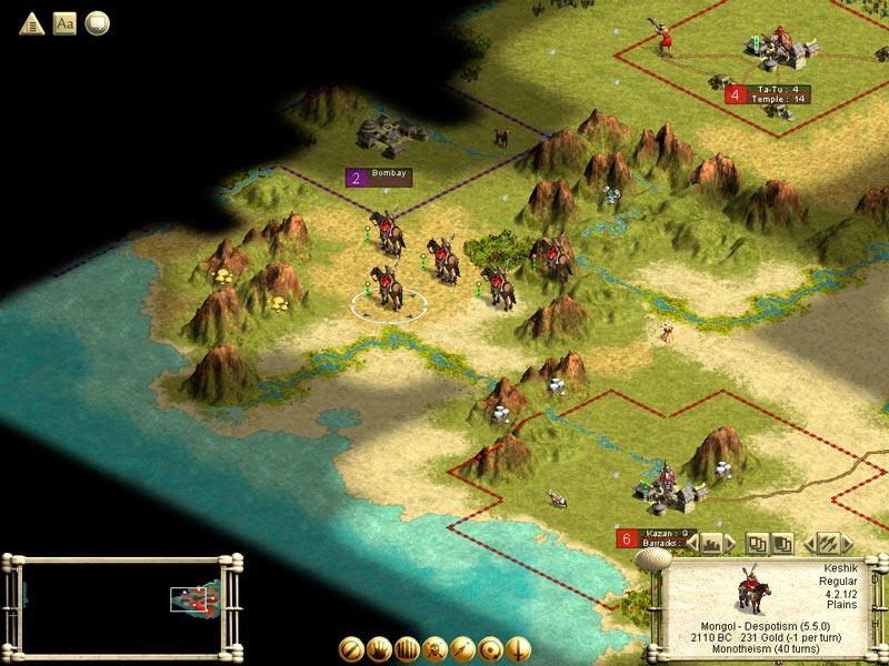 Screens Zimmer 3 angezeig: civilization 4 trainer