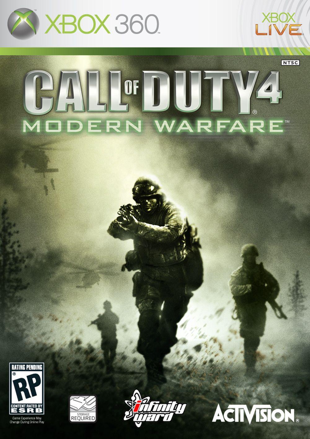 Patch 15 Multiplayer - Call of Duty 4: Modern Warfare