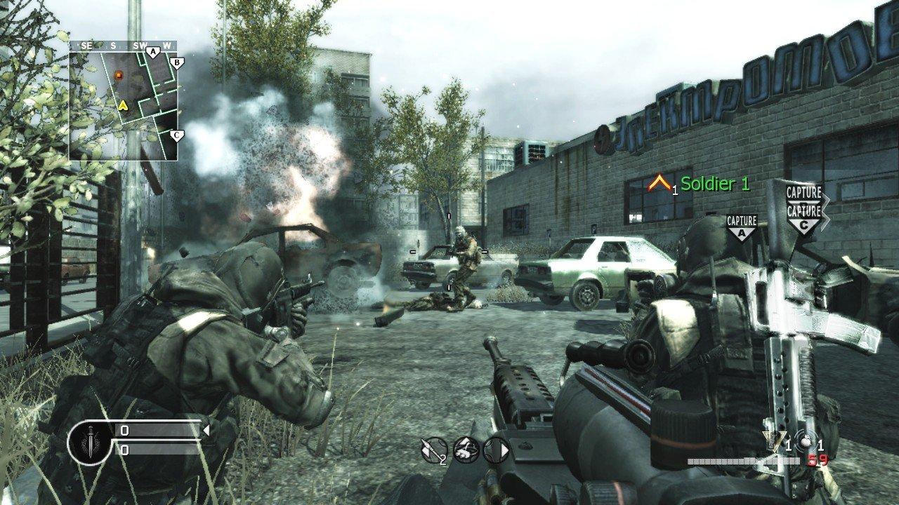 Call of Duty 4: Modern Warfare v16 Patch file - Mod DB