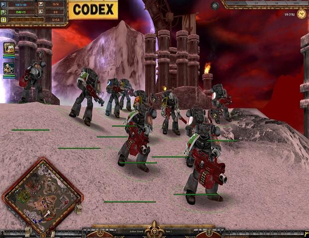 Warhammer 40000 Soulstorm Моды