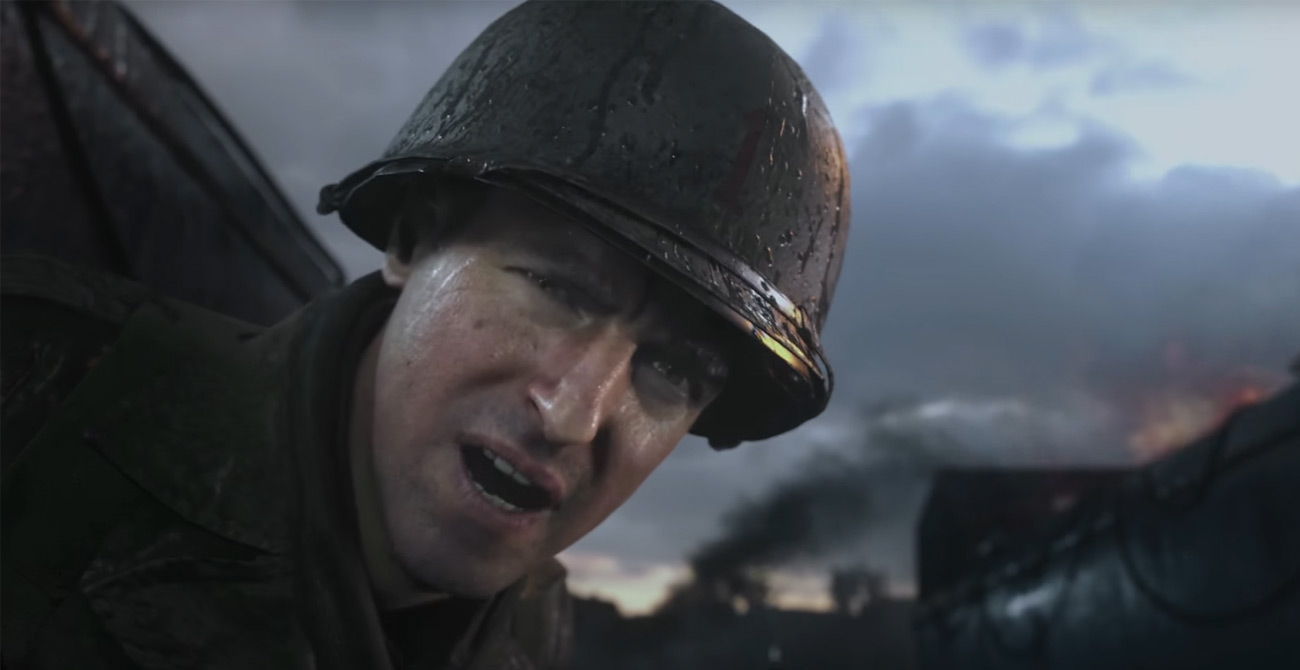 Old-fashioned Style Warfare in Call of Duty: WW2