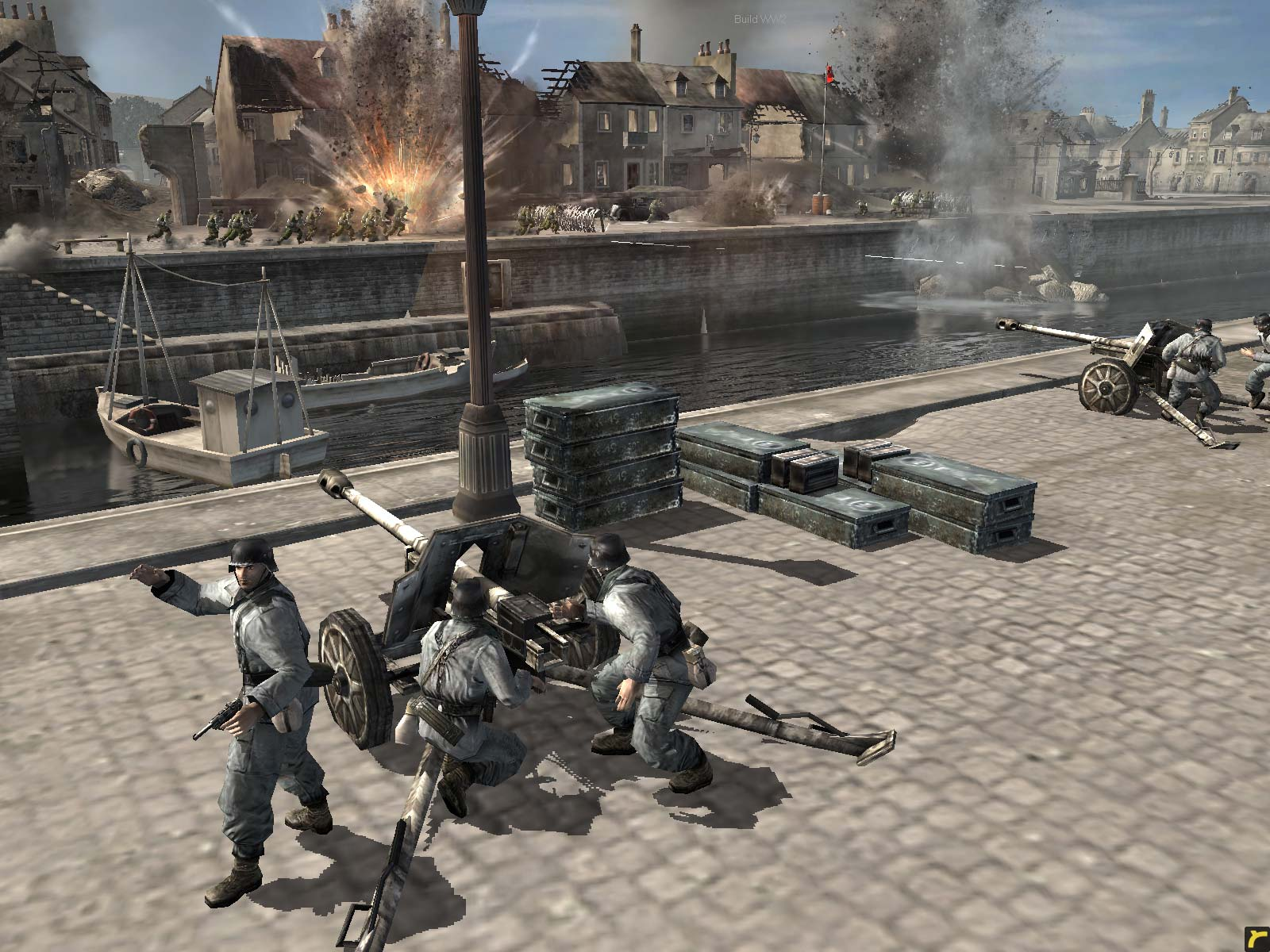 game patches company of heroes v1 4 patch megagames. Black Bedroom Furniture Sets. Home Design Ideas