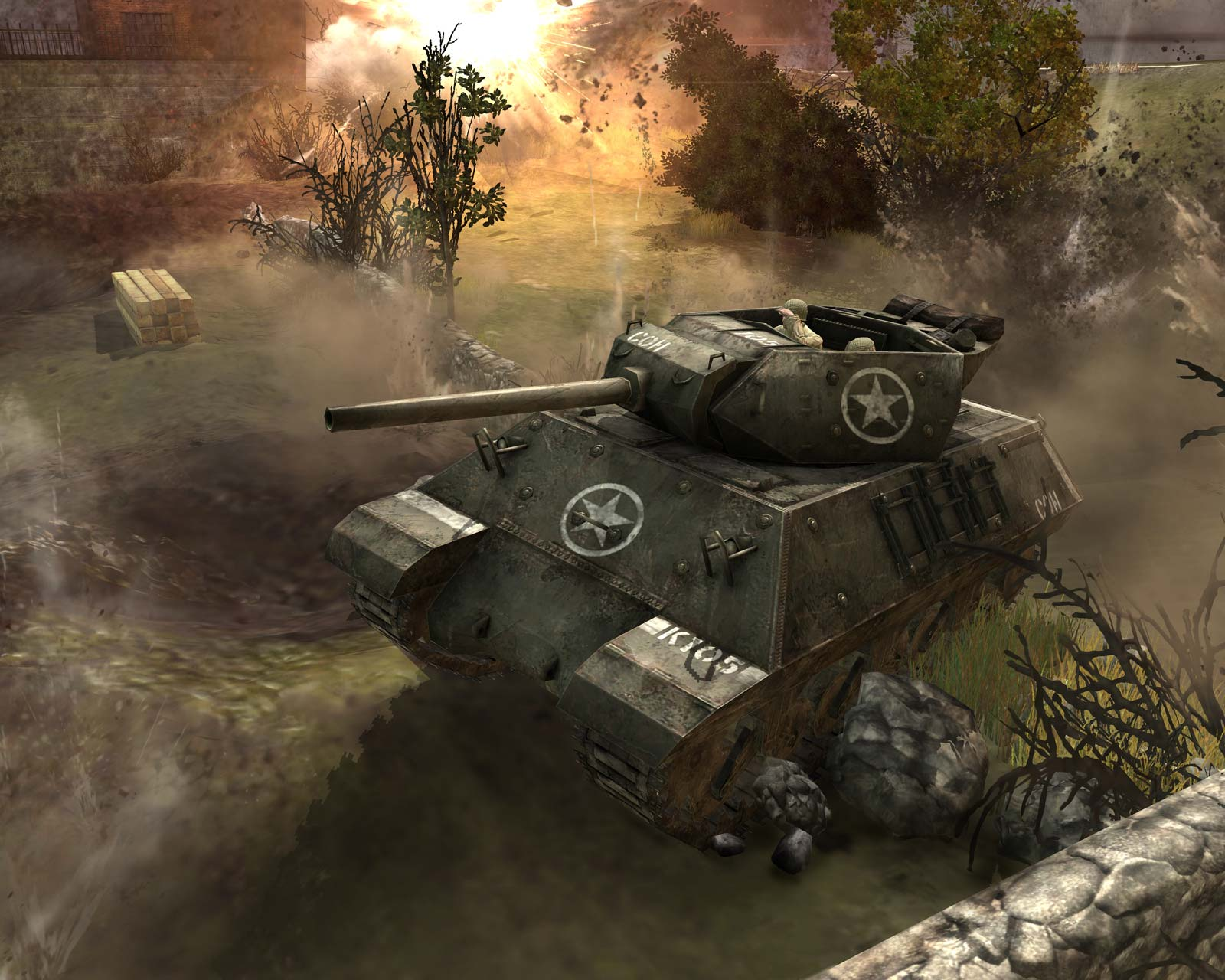 Company of Heroes: worth it for single-player only ...