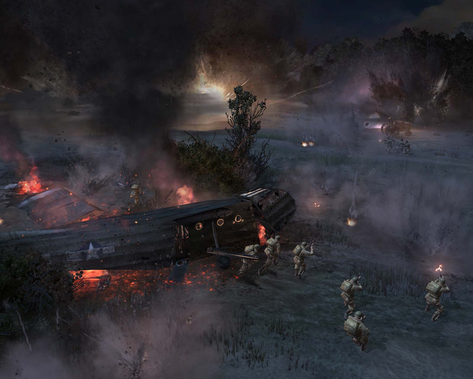company of heroes opposing fronts patch 2.300