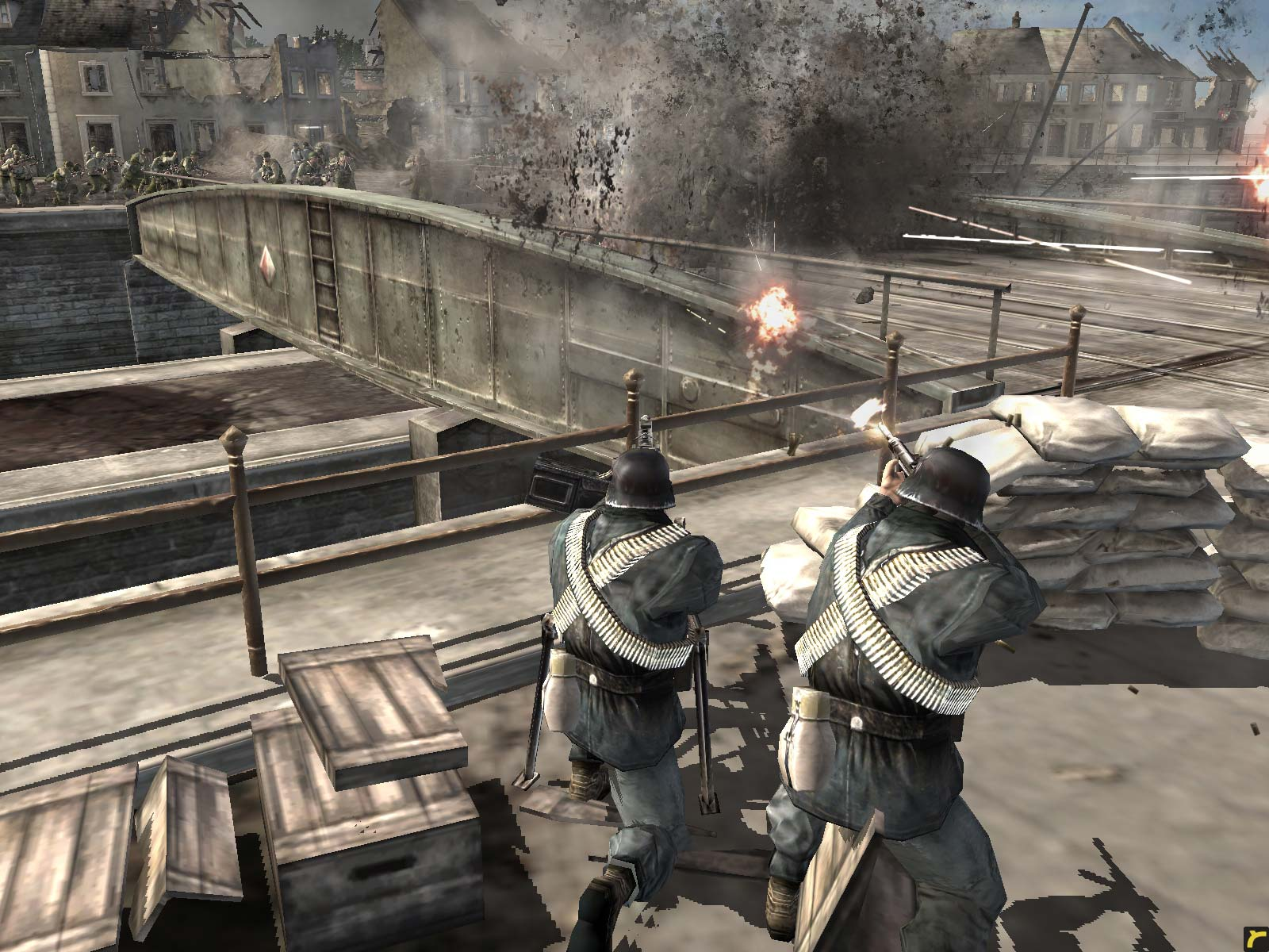 3 player games company heroes