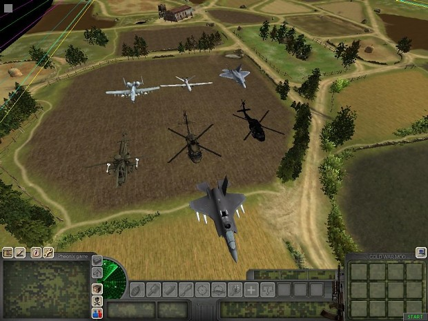 скачать игру Men Of War Cold War через торрент - фото 5