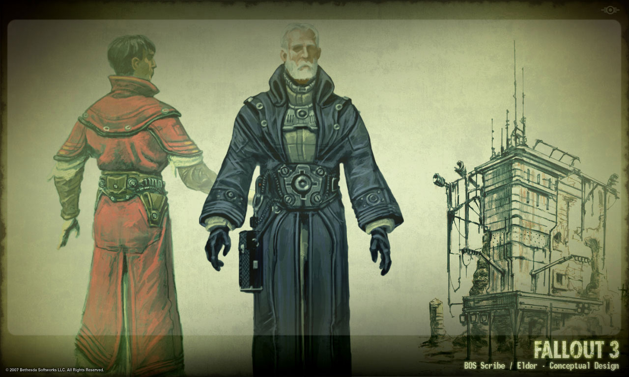 news new fallout 3 art and developer diary megagames