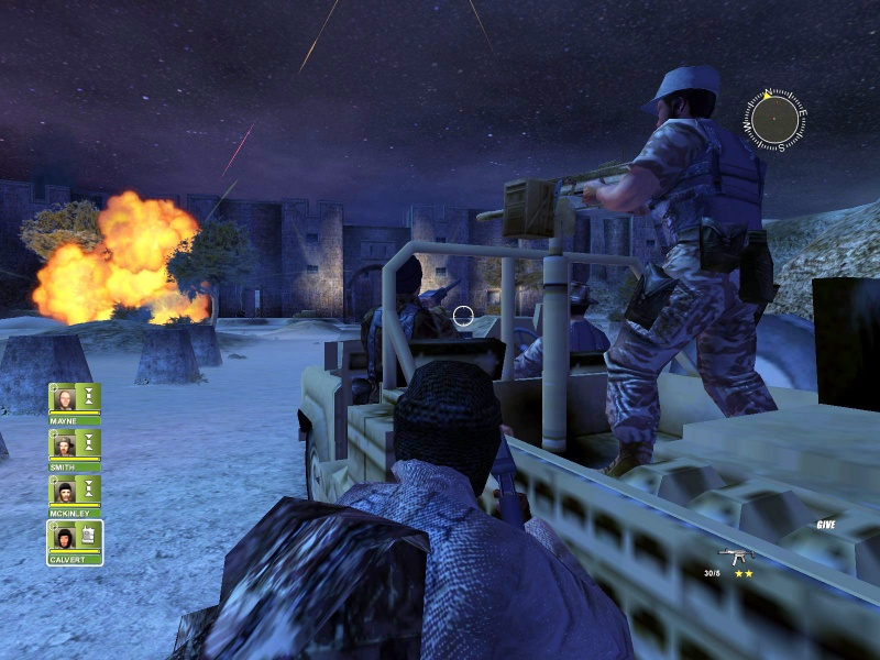 Desert storm ps2 cheats