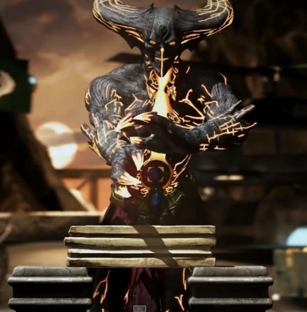 Game Mods: Mortal Kombat X NPC Unlocker - Corrupted Shinnok