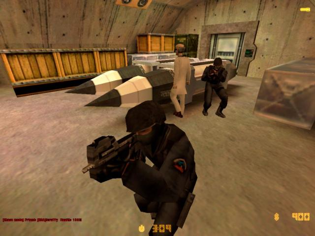 Game Patches: Half-Life - Counter-Strike Client Files
