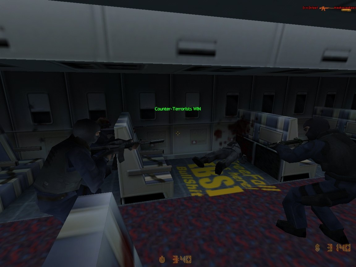 Demos: PC: Half Life: Counter-Strike 1 4 Full Mod Client