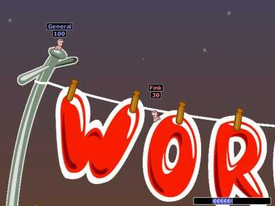 Worms World Party Playable Demo