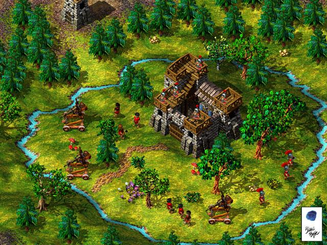 Demos: PC: The Settlers IV | MegaGames