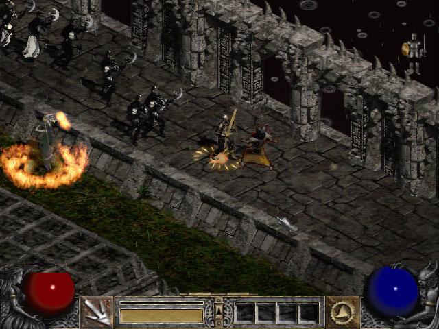 Game Fix / Crack: no CD Diablo 2 v1.12 All NoDVD NoCD | MegaGames