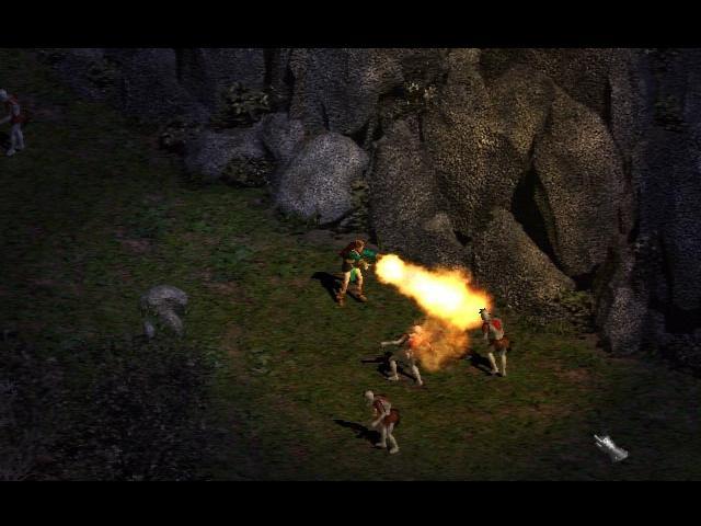 Game Fix / Crack: Diablo 2 v1 0 & v1 01 NoDVD NoCD | MegaGames