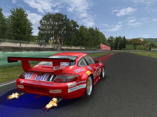Скриншот из игры GTR 2 под номером 1. Перейти к скриншоту из игры strong em