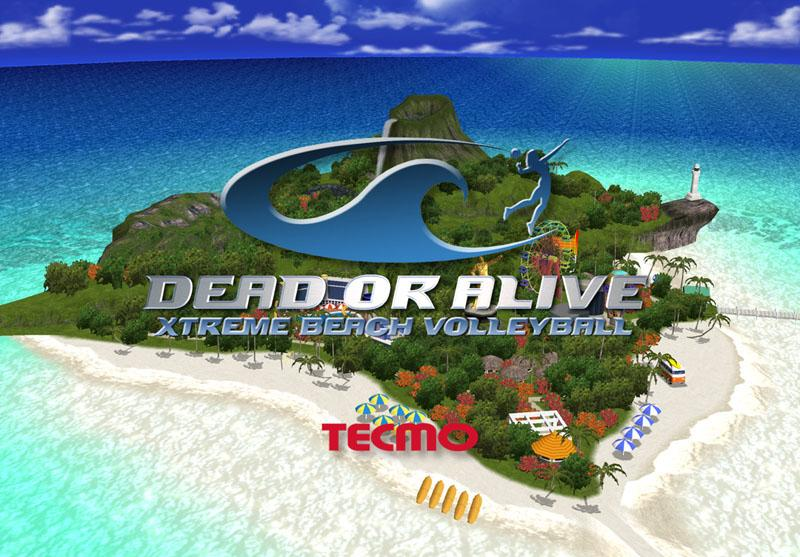 Dead or Alive: Extreme Beach Volleyball OVP | Sport | XBox