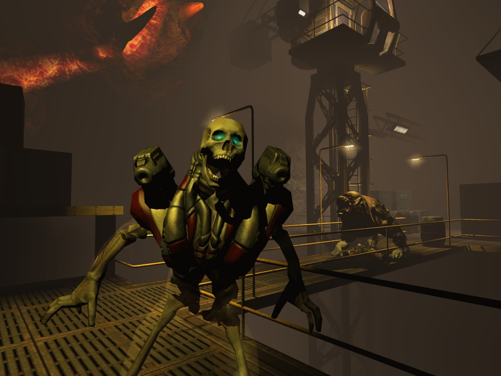 doom 3 online game