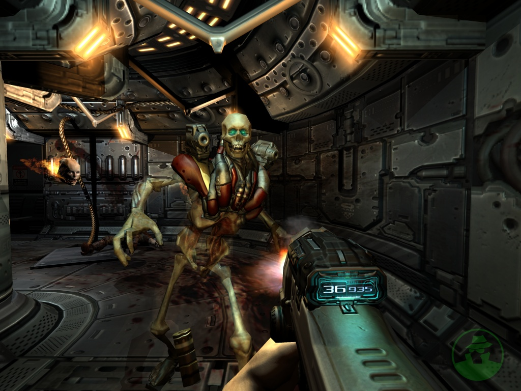 Game Patches: DOOM III Mac OSX v1 3 Patch | MegaGames