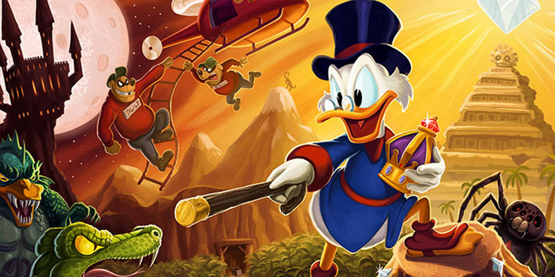 Ducktales: Remastered is being pulled from sale everywhere