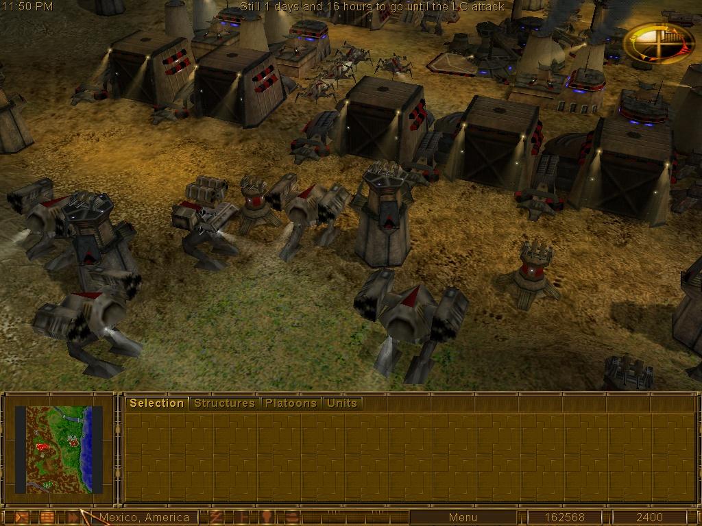 Demos: PC: Earth 2150: Lost Souls Demo | MegaGames