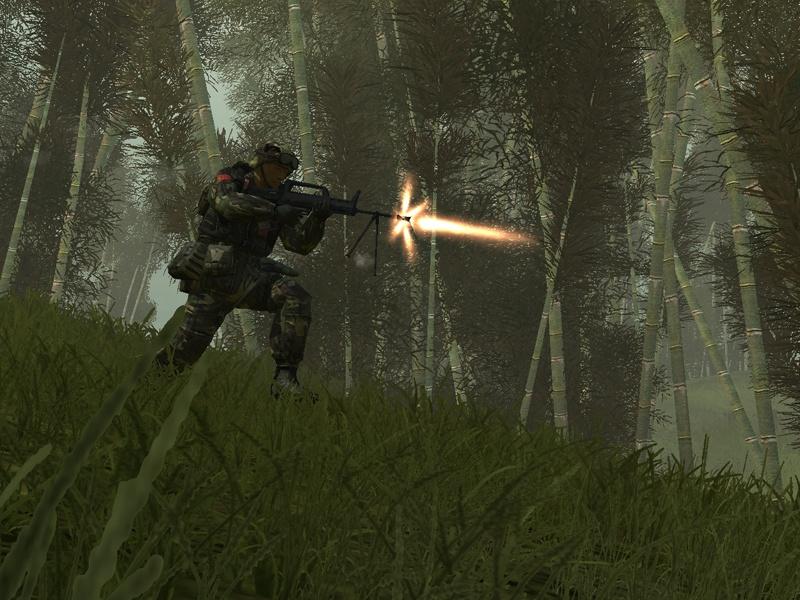 Game Patches: Battlefield 2 - Mercenaries v6 0 Mod | MegaGames