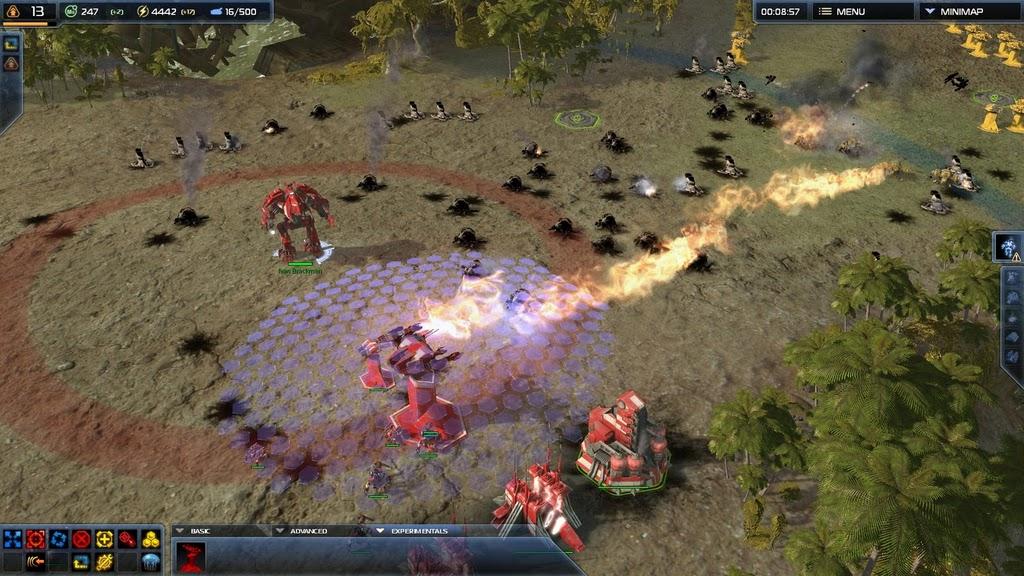 supreme commander 3 pc download