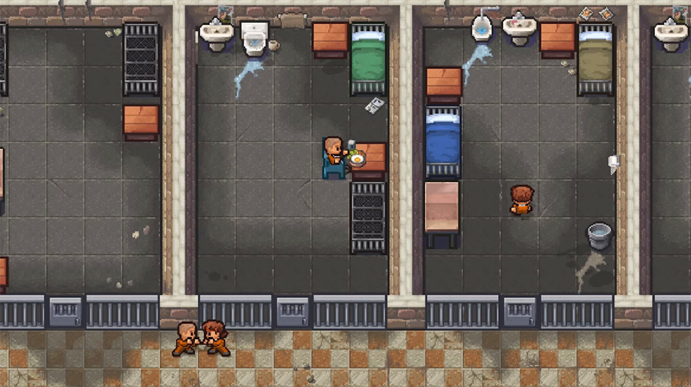 The Escapists 2 announced - Multiplayer and more coming in the sequel