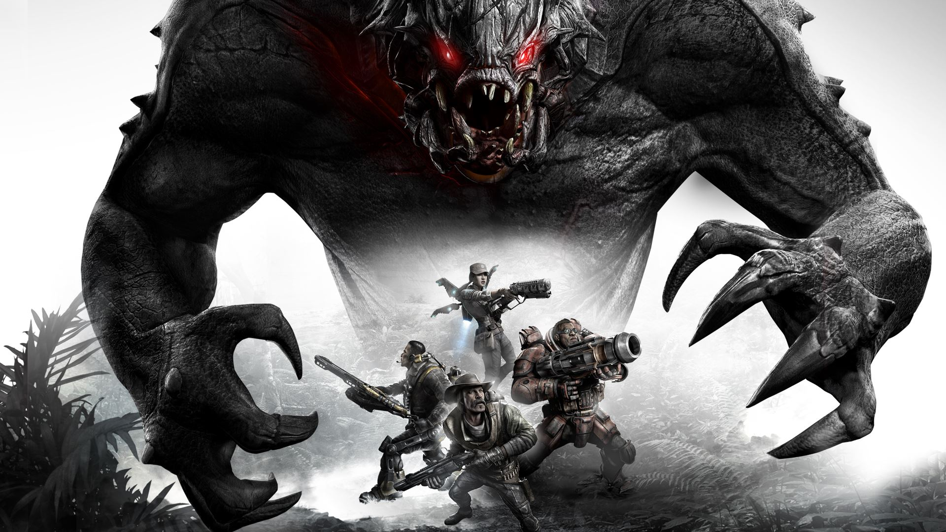 Evolve is going free to play on PC, beta coming 7 July