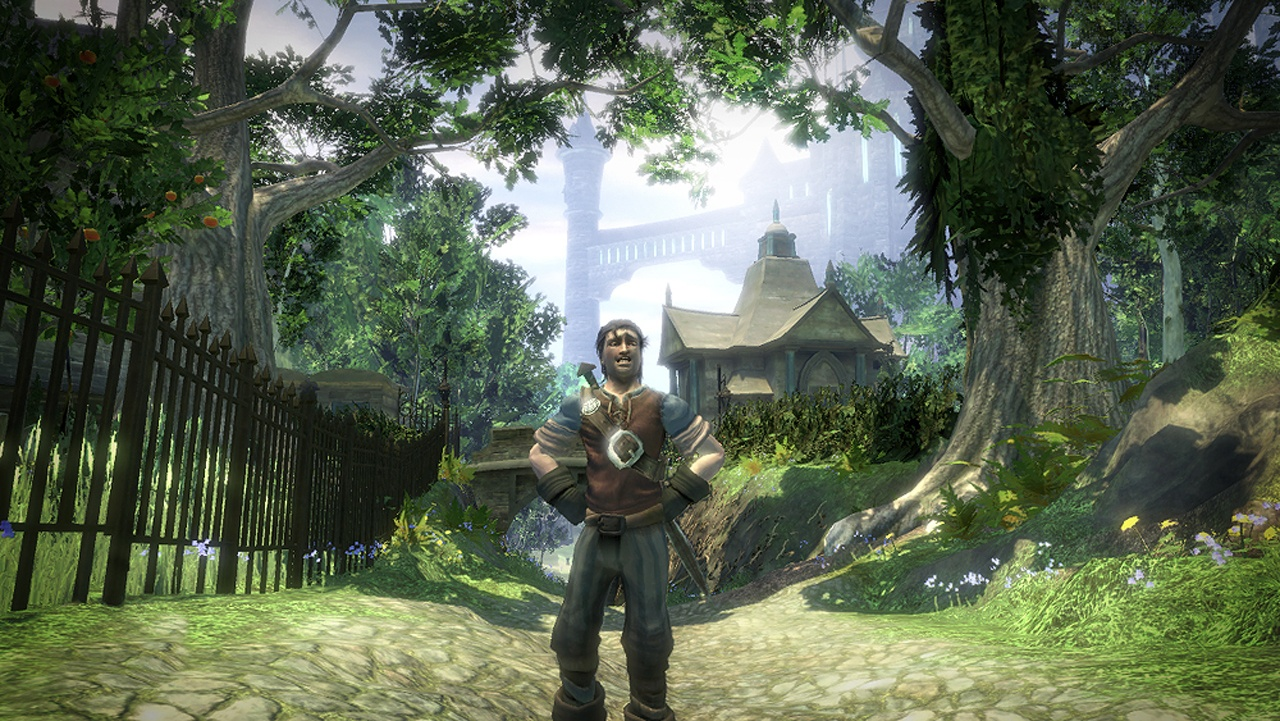 fable 2 dating The blind date is a quest in fable ii it is only available if you have done the cold comfort farmer quest instead of the red harvest quest contents[show] walkthrough it is a quest where you must find farmer giles' son rupert someone for him to date he will hand you a picture of rupert (taken.