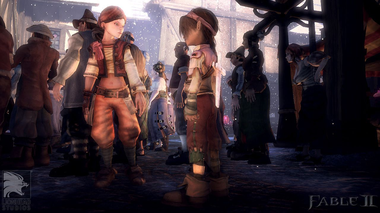 how to get younger in fable anniversary
