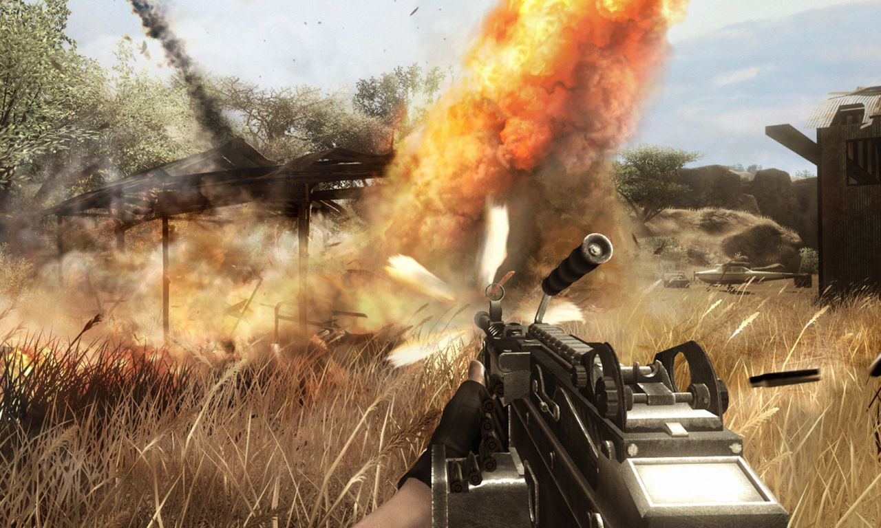 News: Far Cry 2 Release Date Confirmed | MegaGames