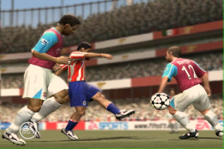 fifa 07 demo jouable