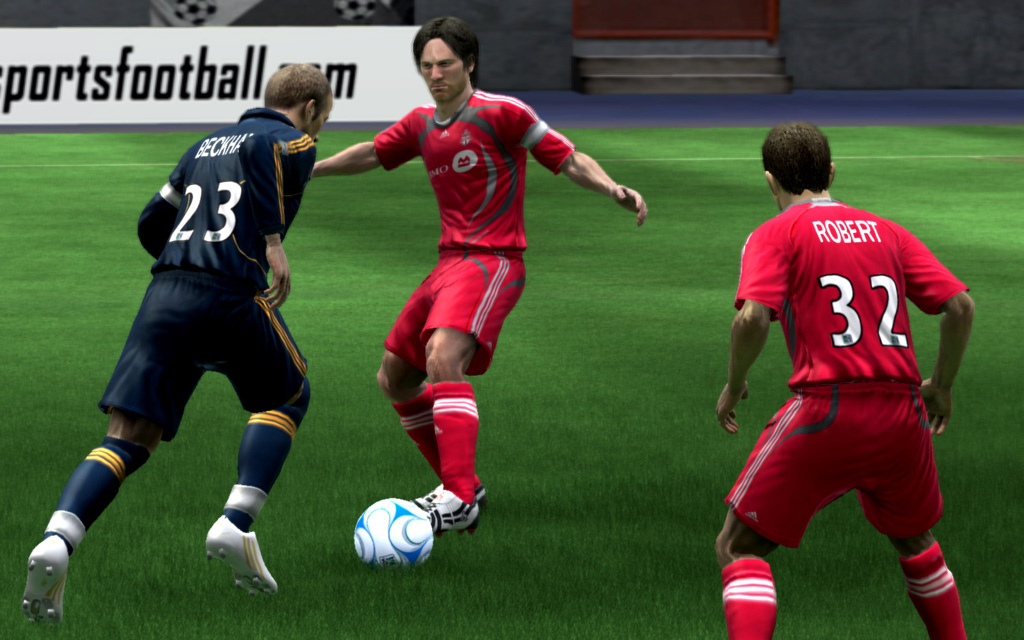 fifa 09 demo jouable